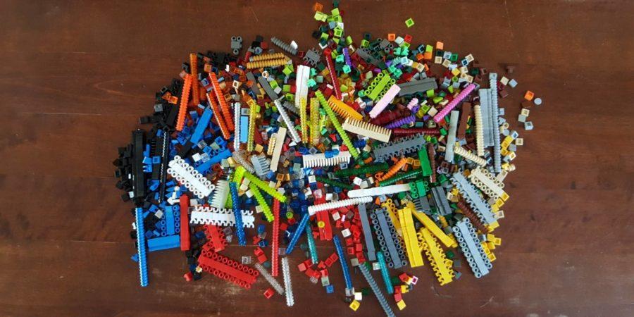 Lego bolt
