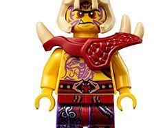 Lego minifigura - Zugu