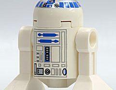 Lego minifigura - R2-D2