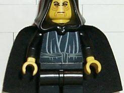 Lego minifigura - Emperor Palpatine