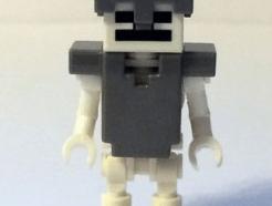 Lego Minifigura - Skeleton
