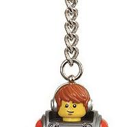 Lego kulcstarto - Aaron