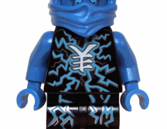 Lego Minifigura - Jay - Airjitzu