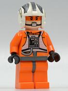 Lego minifigura - Zev Senesca
