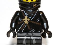 Lego minifigura - Cole