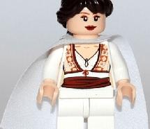 Lego minifigura - Princess Tamina