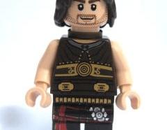 Lego minifigura - Dastan - Scabbard