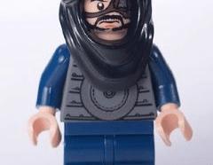 Lego minifigura - Hatchet Hassansin