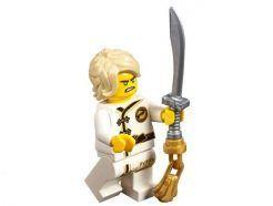 Lego Ninjago - Lloyd - White Kimono