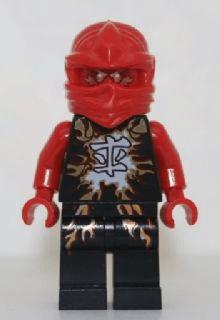 Lego Minifigura - Kai - Airjitzu