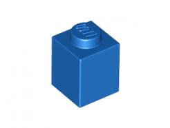 Lego alkatrész - Blue Brick 1x1
