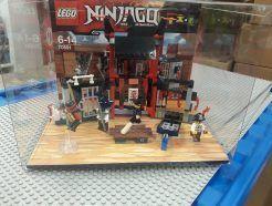 Lego Display - Ninjago