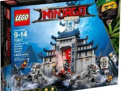 Lego Ninjago™ Movie - Temple of the Ultimate Weapon