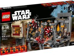 Lego Star Wars - Rathtar Escape