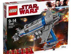 Lego Star Wars - Resistance Bomber