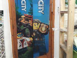 Lego molino - city 1-2