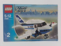 Lego City - Összeszerelési útmutató 2928-2