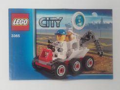 Lego City - Összeszerelési útmutató 3365
