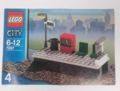 Lego City - Összeszerelési útmutató 7897-4