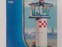Lego City - Összeszerelési útmutató 3182-4