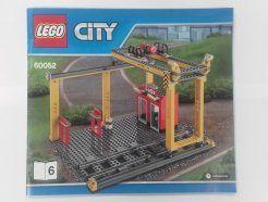 Lego City – Összeszerelési útmutató 60052-6