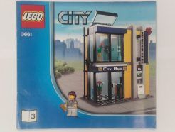 Lego City – Összeszerelési útmutató 3661-3