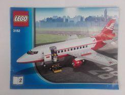 Lego City – Összeszerelési útmutató 3182-2