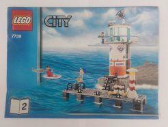 Lego City – Összeszerelési útmutató 7739-2