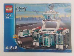 Lego City – Összeszerelési útmutató 7894-4-5-6