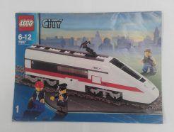Lego City – Összeszerelési útmutató 7897-1