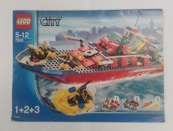 Lego City – Összeszerelési útmutató 7906-1-2-3
