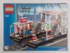 Lego City – Összeszerelési útmutató 7937-2