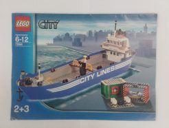 Lego City – Összeszerelési útmutató 7994-2-3