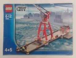 Lego City – Összeszerelési útmutató 7994-4-5