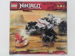 Lego Ninjago – Összeszerelési útmutató 2518