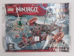 Lego Ninjago – Összeszerelési útmutató 70605