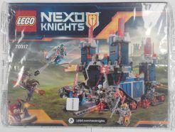 Lego Nexo Knights – Összeszerelési útmutató 70317