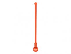 Lego alkatrész - Trans-Neon Orange Antenna Whip 8H