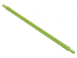 Lego alkatrész - Lime Hose, Soft Axle 16