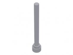 Lego alkatrész - Light Bluish Gray Antenna 1x4-Flat Top