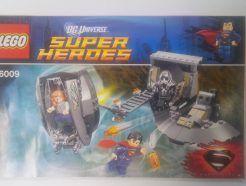 Lego DC Super Heroes – Összeszerelési útmutató 76009