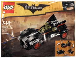 Lego Super Heroes The LEGO Batman Movie - The Mini Ultimate Batmobile polybag