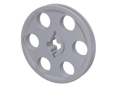 Lego alkatrész - Light Bluish Gray Technic Wedge Belt Wheel (Pulley)