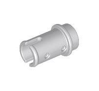 Lego alkatrész - Light Bluish Gray Technic, Pin 1/2