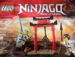 Lego Ninjago - WU-CRU Target Training - Polybag.