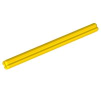 Lego alkatrész - Yellow Technic, Axle 7