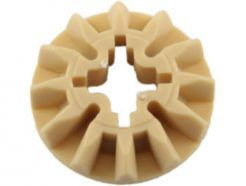 Lego alkatrész - Tan Technic, Gear 12 Tooth Bevel