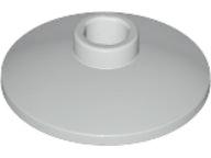 Lego alkatrész - Light Bluish Gray Dish 2x2 Inverted (Radar)