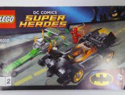 Lego DC Super Heroes – Összeszerelési útmutató 76012-2