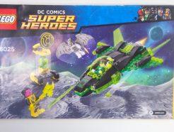 Lego DC Super Heroes – Összeszerelési útmutató 76025